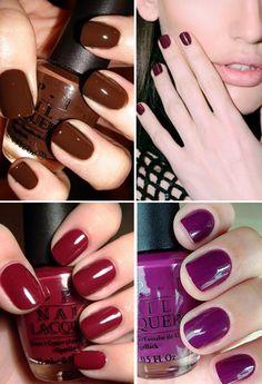 Nails Fall 2012. love it!