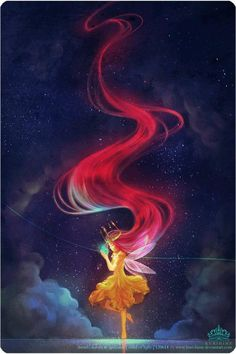 Drawings of fairies, aurora tattoo, fire fairy, child of light, doodle drawing Child Of Light, Art Anime, Anime Kunst, Fantasy Kunst, Fantasy Art, Doodle Drawing, Art Et Illustration, Wow Art, Video Game Art