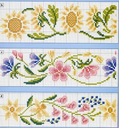 Thrilling Designing Your Own Cross Stitch Embroidery Patterns Ideas. Exhilarating Designing Your Own Cross Stitch Embroidery Patterns Ideas. Cross Stitch Bookmarks, Cross Stitch Borders, Cross Stitch Flowers, Cross Stitch Charts, Cross Stitch Designs, Cross Stitching, Cross Stitch Embroidery, Cross Stitch Patterns, Bead Loom Patterns