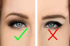 Hooded eyes makeup hacks tips tricks for people with hooded eyelids; eyeshadow eyeliner tutorials for those with monolids Asian lids skin folds. - March 23 2019 at Beauty Make-up, Beauty Secrets, Beauty Hacks, Beauty Tips, Beauty Care, Beauty Products, Makeup Products, Makeup Brands, Beauty Killer