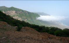 Monsoon Mountain, Oman - Like us http://on.fb.me/ZibO43