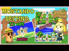 Montando Destino T.2 #05 | Animal Crossing New Leaf