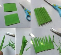 paper flowers - how to