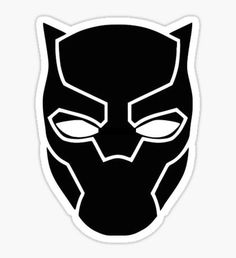 23 Best Black Panther Face Images Dark Knight Marvel Universe