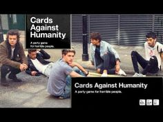 http://atozy.com/url/HtZWK . Click the link to buy Cards Against Humanity at the lowest price online on Amazon store. Watch the video for examples of how the game works well as where to download or buy Cards Against Humanity.