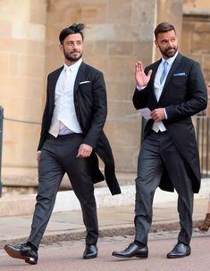 Ricky Martin y su marido, Jwan Yosef, dan la bienvenida a su hija Lucía Bearded Men, Formal Wear, Overwatch, Beards, Blazer Suit, Gay, English, Future, Celebrities