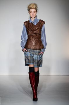 Vivienne Westwood Red Fall/Winter 2012