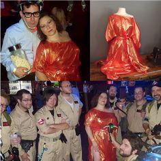 Ghostbusters Zuul dress cosplay custom order Handmade Clothes, Sari, Cosplay, Costumes, Dresses, Fashion, Diy Clothing, Saree, Vestidos