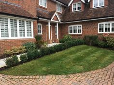 A garden project in Caterham
