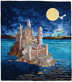 Cover to Cover Book Club Quilters - Quilts  Harry Potter and the Sorcerer's Stone Incoming Wizardry