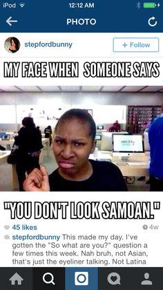 Samoan problems samoa funny proud haha