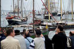 Une journée aux Fêtes de Brest, comment ça se passe ?