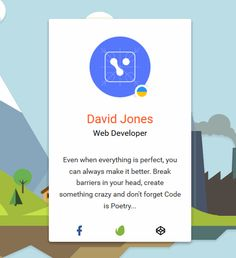 Collection of different cards layout made with HTML, CSS and JavaScript.
