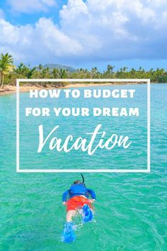 Financial Trip Planning: If you're planning your dream vacation use this financial planner and learn how to save money for travel be able to stay within your budget and afford the trip of your dreams! Travel Tips Tips Travel Guide Hacks packing tour Travel Set, Travel With Kids, Family Travel, Travel Tips, Budget Travel, Time Travel, Travel Guides, Travel Articles, Winter Travel
