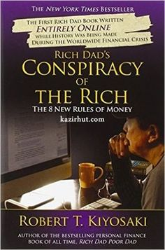 18 books by Robert kiyosaki (Author of Rich Dad Poor Dad)​