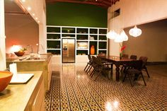 traditional and minimalistic style, Los Patios Hotel