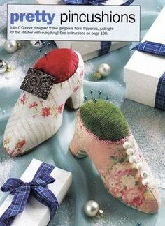 shoe - pattern included