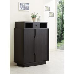 Wade Logan® Marshall 15-Pair Shoe Storage Cabinet