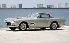 Ferrari 410 Superamerica Coupé (Series II) '1957 designed by ...