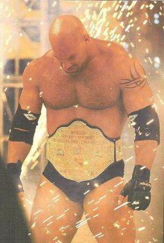 Bill Goldberg, World Champion