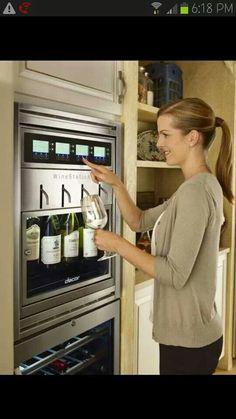 Wine dispenser ;)