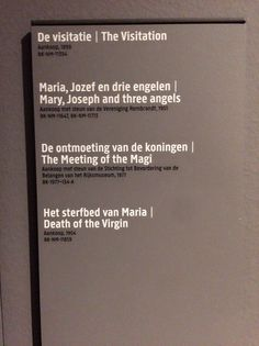 Rijksmuseum - 작품 여러개