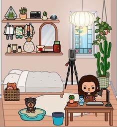 Blue Wallpaper Iphone, Blue Wallpapers, Cute Cartoon Wallpapers, Free House Design, Create Your Own World, Princess Drawings, Pretty Bedroom, Cute Kawaii Drawings, Aesthetic Indie