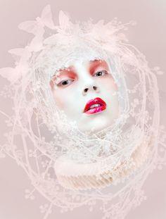 mist and powder on Behance - Natalie Shau