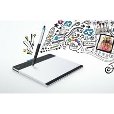 Intuos Pen & Touch - Small - Jump+ Online Store Office Supplies, Laptop, Notebook, Touch, Store, Christmas, Xmas, Larger, Navidad