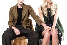 Hanita a Novembre per www.thefashioneyes.com  Una collezione tutta made in italy,pronta a godersi il suo meritato successo