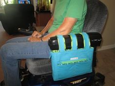 (9) Name: 'Sewing : Wheelchair Bag Tutorial