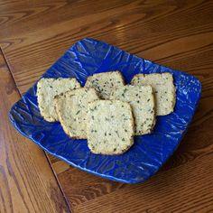 Cauliflower Chive Bread