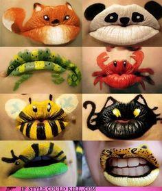 Lip Art???