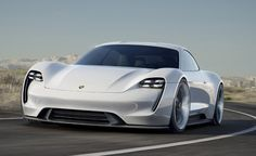 The Porsche Mission E Concept isn't just a Tesla rival with its power and range, but with a recharge time that's far faster than anything before.