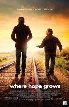 Where Hope Grows - Christian Movie DVD, (Produce) / An alcoholic father and former baseball player is given a lesson in courage when he befriends a grocery store clerk with Down syndrome. Hd Movies, Film Movie, Movies To Watch, Movies Online, Movies And Tv Shows, Netflix Movies, Movies 2019, Really Good Movies, Great Movies