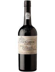 FONSECA QUINTA DO PANASCAL VINTAGE 2008 PORT WINE