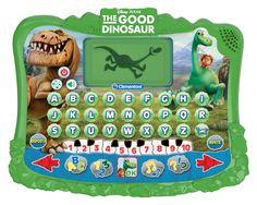 Good Dinosaur (The) - Il Viaggio Di Arlo - Tablet - GIOCATTOLI Good Dinosaur (The) - Il Viaggio Di Arlo - Tablet Merchandising - Disney Marca: Clementoni Categoria negozio: Giocattoli e Gadget - www.ondagame.it