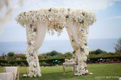 Beautiful Wedding Canopy.