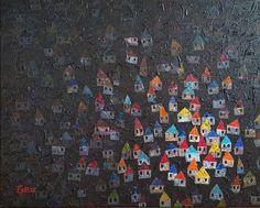 """좋아요 71개, 댓글 13개 - Instagram의 Youyeong.Seo(@youyeongseo_art)님: """". 사라지는 것들에 대한 기억 90.9 × 72.7 cm Acrylic on canvas . . . #acryliconcanvas #acrylic #acrylicpainting…"""""""
