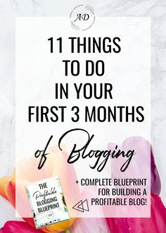 Not sure what to do in your first 3 months of blogging? This checklist will sort it out for you! Save this pin and click through to read. #onlinebusiness #onlinemarketing #blogfromscratch #blog #blogger #productivity #moneyblogger