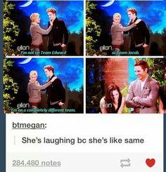 Thank you Ellen