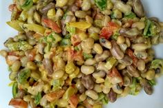 Three Bean Salad is a healthy and delicious Mexican style salad which is full of nutrients and is easy to make as well. Here is how to make it.