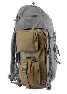 Predator MOLLE Side Panel - PLCE - Karrimor SF - Military