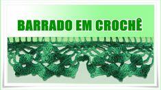 ◇◆◇ BARRADO EM CROCHÊ