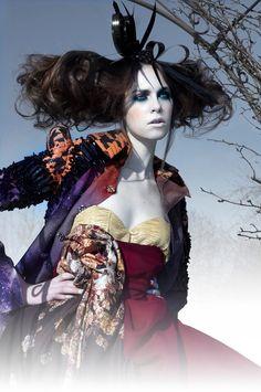 - Photography : JOHN HENNEQUIN  - Make-up: ANNE ARNOLD - Hair: CHRISTOPHE GAILLET  - Stylism: FROG AGENCY (www.frog-agency.com)  - Models: ELINA IVANOVA @ CRYSTAL MODELS -  CAMILLE D @ WOMEN MANAGEMENT PARIS