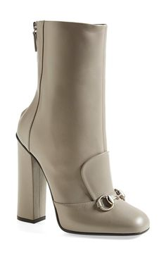Gucci 'Lillian' Bit Boot (Women) available at #Nordstrom