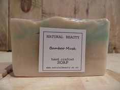 clean, fresh natural soap