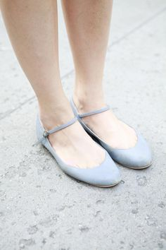 Cute as! Mary-jane flats  #SexyShoes #MaryJanes #BalletFlats