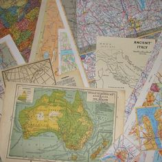 ...so i have a thing for maps.