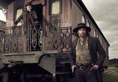 Anson Mount HELL ON WHEELS Season 2 Interview